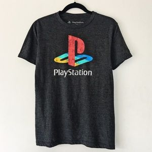 ✨ Retro Style PlayStation Graphic Tee